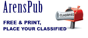 Arens Pub Classifieds