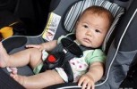 Parents, prevent heatstroke by never leaving a child alone in a car