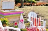 DIY projects to turn your backyard into a summer oasis