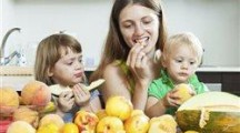 5 dietary habits of healthy kids