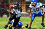Pressure to perform can outweigh the benefits of children's sports