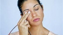 Don't surrender to your dry eye; how proper nutrition can help