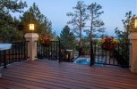Is a wood or composite deck right for your home?