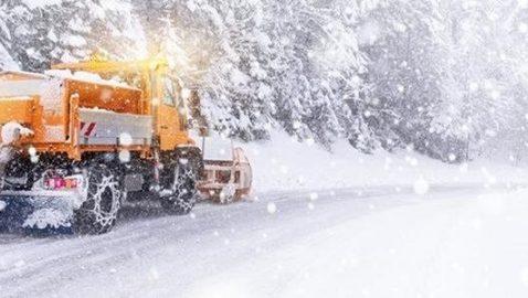 Salt storage barns: The key to safe winter roads