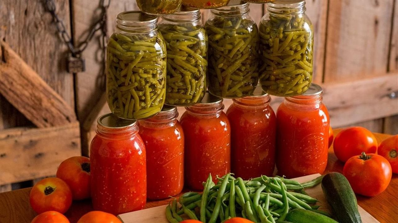 Four ways to preserve summer tastes from your garden | Arens ...